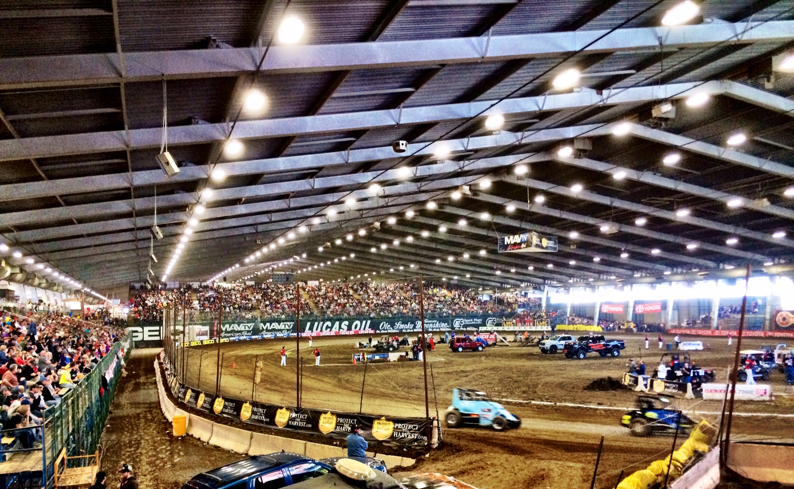 Lucas Oil Chili Bowl Nationals Ole Smoky Tennessee Moonshine