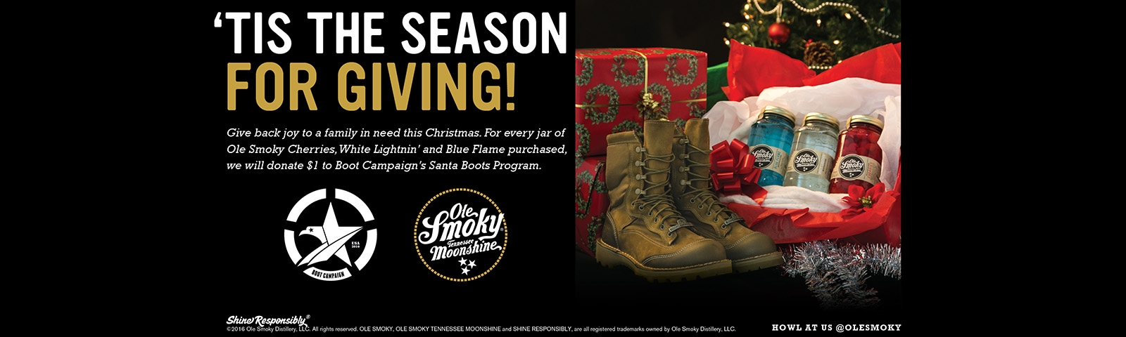 Holiday Boots Campaign Program