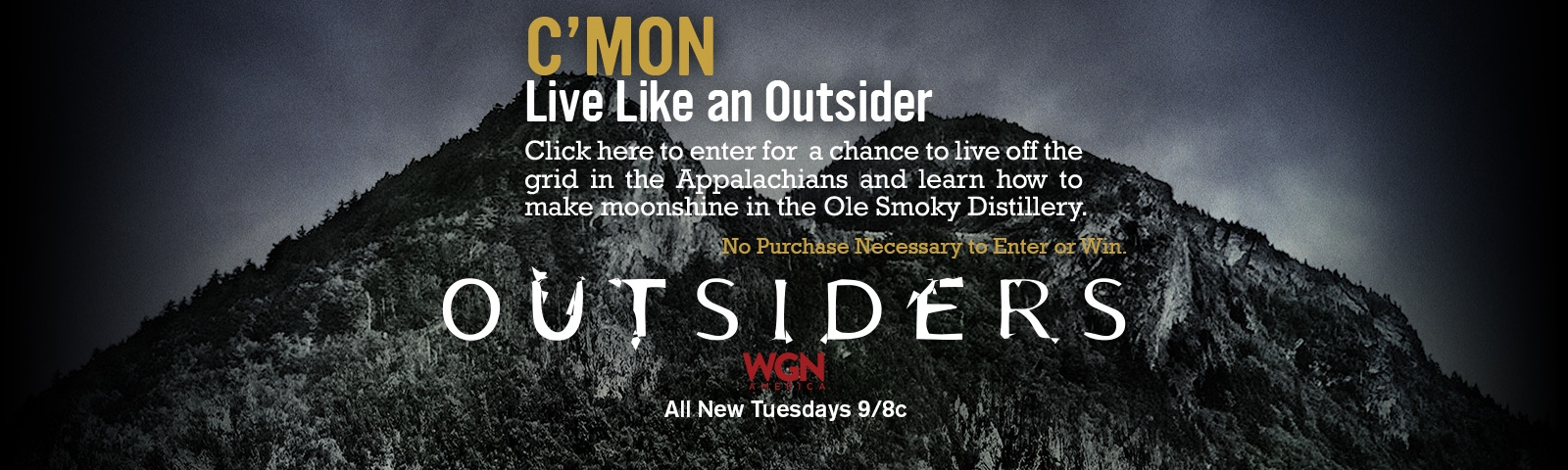 Outsiders Sweepstakes