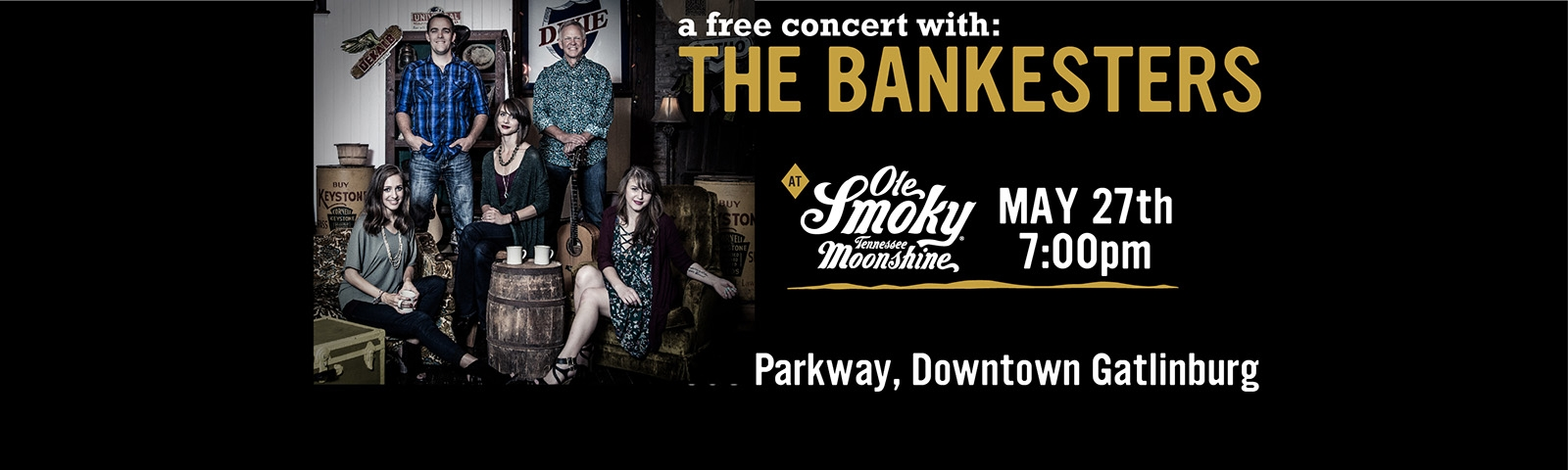 The Bankesters Concert