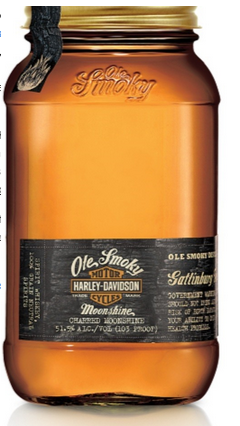 Examiner.com | Ole Smoky Tennessee Moonshine rolls out charred moonshine