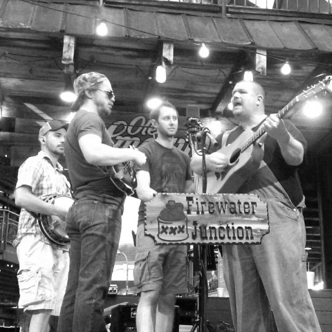 Firewater Junction LIVE at Ole Smoky