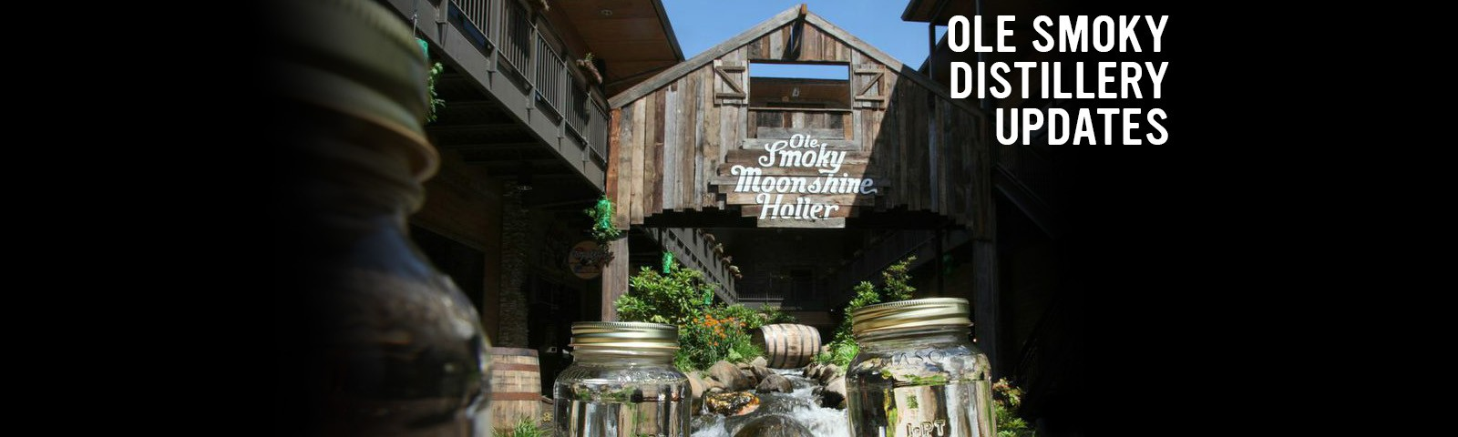 Ole Smoky Distillery Wildfire Updates
