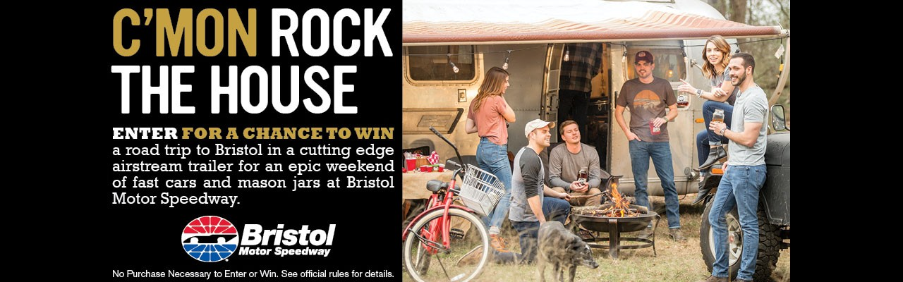 C'Mon Rock The House Sweepstakes
