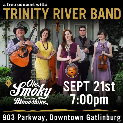 Trinity River Band LIVE at the Holler