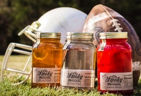 SCORE A TOUCHDOWN WITH YOUR SUPER BOWL GUESTS… KICK UP YOUR COCKTAILS WITH SOME OLE SMOKY MOONSHINE