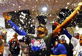 """Poppin Bottles in the Clubhouse: What the Dodgers Drank Last Night"""