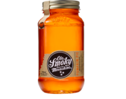 Ole Smoky Pumpkin Pie Moonshine Jar Image