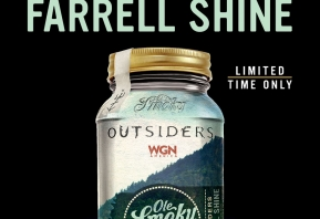 Ole Smoky Distillery Teams with WGN America's 'Outsiders' for Cross Promotional Program Featuring Moonshine Inspired by the Hit Series