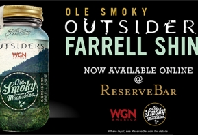 OLE SMOKY DISTILLERY & WGN AMERICA'S CO-BRANDED MOONSHINE IS NOW AVAILABLE ONLINE