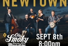 Newtown LIVE at the Holler