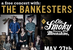 The Bankesters LIVE at the Holler!