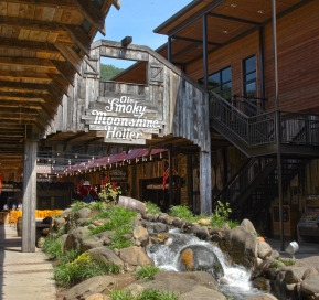 Ole Smoky Moonshine Distillery, Gatlinburg, Tennessee