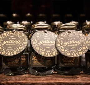 Avoid Getting Pinched at the Ole Smoky Moonshine Distillery This St. Patty's Day