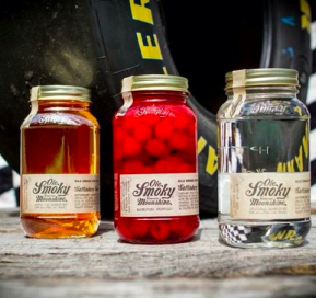 """Ole Smoky Tennessee Moonshine Named """"Official Moonshine""""  At Daytona International Speedway and Talladega Superspeedway"""