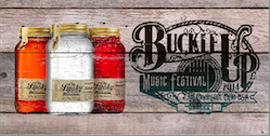 FASTEN YOUR SEATBELTS! OLE SMOKY TENNESSEE MOONSHINE WILL BE SHININ' AT BUCKLE UP MUSIC FESTIVAL JULY 18-20