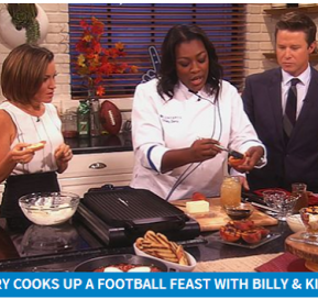 Access Hollywood: Tiffany Derry's Sunday Supper Southern Football Recipes