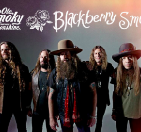 Ole Smoky Tennessee Moonshine Announces Tour Partnership with Blackberry Smoke