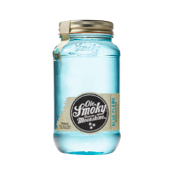 Ole Smoky Blue Flame Moonshine Jar Image