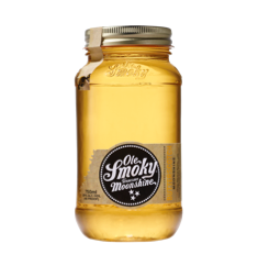Ole Smoky Butterscotch Moonshine Jar Image