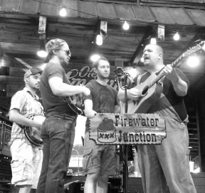 Firewater Junction Live at Ole Smoky in February