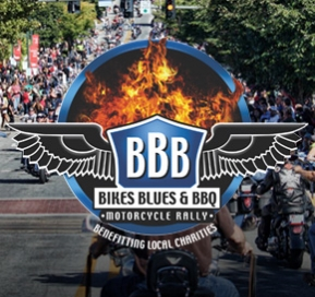 Ole Smoky Shines at Bikes, Blues, and BBQ!