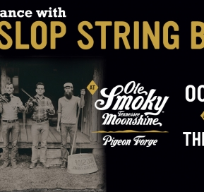 Square Dance with the Hogslop Stringband at the Island!