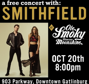 Smithfield LIVE at the Holler