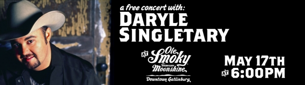 daryle singletary tour dates 2012 Tributes paid over the tragic loss of country icon daryle singletary in 2012, singletary completed his first european tour, taking in the country in craponne , france, followed by concerts in france, denmark and germany.